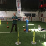 The Soccer Genius Team spent four days at the Contact Point Horizon Indoor Soccer Center, Decatur, Atlanta Georgia