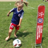 The Soccer Genius Team partnered with Chicago Fire and provided the full Soccer Genius protocol for  the MLS All Star Community event held at Gage Park,Chicago