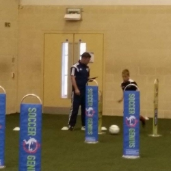 Soccer Genius NI 10 week Coaching Course