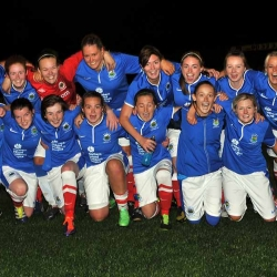 Linfield Ladies set standard on Soccer Genius